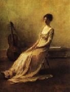 Thomas Dewing The Musician oil painting picture wholesale