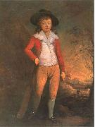 Thomas Gainsborough Ritratto di Giovane France oil painting reproduction