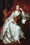 Thomas Gainsborough Mrs Philip Thicknesse oil painting picture wholesale