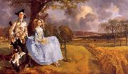 Thomas Gainsborough Mr and Mrs Andrews oil painting picture wholesale