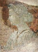 UCCELLO, Paolo An Angel (detail) ewt oil painting picture wholesale