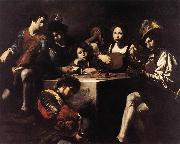 VALENTIN DE BOULOGNE The Concert a France oil painting reproduction
