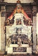 VASARI, Giorgio Monument to Michelangelo ar oil painting picture wholesale