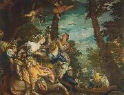 VERONESE (Paolo Caliari) The Rape of Europe rw oil painting picture wholesale