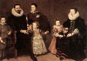 VLIEGER, Simon de Family Portrait ert oil painting picture wholesale