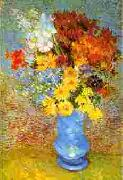 Vincent Van Gogh Vase of Daisies, Marguerites and Anemones oil painting picture wholesale