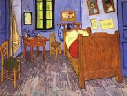 Vincent Van Gogh Van Gogh's Bedroom at Arles oil painting picture wholesale