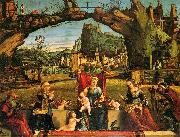 Vittore Carpaccio Holy Conversation oil painting picture wholesale