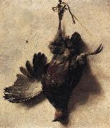 WEENIX, Jan Baptist Dead Partridge oil painting artist