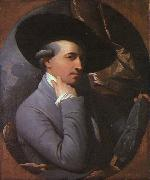 WEST, Benjamin Self-Portrait oil painting picture wholesale