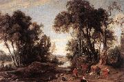 WILDENS, Jan Landscape with Shepherds oil painting picture wholesale