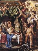 WTEWAEL, Joachim Mars and Venus Discovered by the Gods wer oil painting picture wholesale