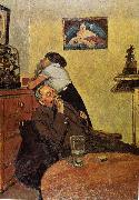 Walter Sickert Ennui oil painting picture wholesale