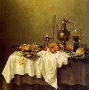 Willem Claesz Heda Breakfast of Crab oil painting picture wholesale