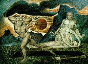 William Blake The Body of Abel Found by Adam and Eve France oil painting reproduction