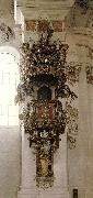 ZIMMERMANN  Dominikus Pulpit oil painting picture wholesale