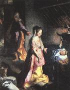 Barocci, Federico The Nativity oil painting