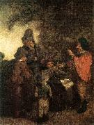 OSTADE, Adriaen Jansz. van The Stall-keeper sh oil painting picture wholesale