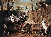 OUDRY, Jean-Baptiste Dead Roe ag oil painting picture wholesale