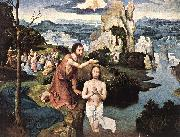 PATENIER, Joachim Baptism of Christ af oil painting picture wholesale