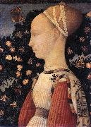 PISANELLO Portrait of a Princess of the House of Este  vhh oil painting picture wholesale