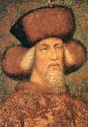 PISANELLO Portrait of Emperor Sigismund of Luxembourg iug oil painting picture wholesale