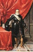 POURBUS, Frans the Younger Henry IV, King of France in Armour F oil painting picture wholesale