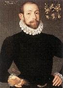 POURBUS, Frans the Younger Portrait of Olivier van Nieulant af oil painting picture wholesale