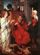 PROVOST, Jan Abraham, Sarah, and the Angel af oil painting picture wholesale