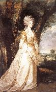 REYNOLDS, Sir Joshua Lady Sunderlin oil painting picture wholesale