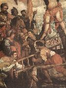 ROELAS, Juan de las The Martyrdom of St Andrew fj oil painting picture wholesale