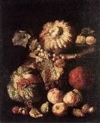 RUOPPOLO, Giovanni Battista Fruit Still-Life dg oil painting picture wholesale