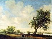 RUYSDAEL, Salomon van Landscape (detail) f oil painting picture wholesale