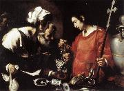 STROZZI, Bernardo The Charity of St Lawrence rt oil painting picture wholesale