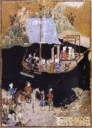 Bihzad Abduction from the seraglio oil painting picture wholesale