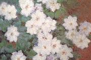 Claude Monet Clematis oil painting picture wholesale