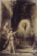 Gustave Moreau The Apparition oil painting picture wholesale