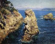 Guy Rose Point Lobos oil painting picture wholesale