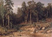 Ivan Shishkin Landscape oil painting picture wholesale