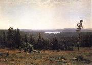 Ivan Shishkin Landscape of the Forest oil painting picture wholesale