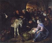 Jan Steen The Adoration of the Shepberds oil painting picture wholesale