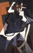 Juan Gris The fem portrait of the whole body oil painting picture wholesale