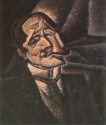 Juan Gris Portrait oil painting picture wholesale