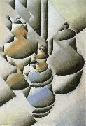 Juan Gris Still life oil lamp oil painting picture wholesale
