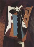 Juan Gris The still life on the chair oil painting picture wholesale