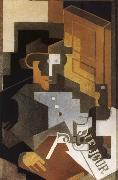 Juan Gris People oil painting picture wholesale
