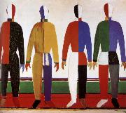 Kasimir Malevich Outdoor sporter oil painting picture wholesale