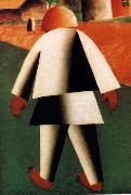 Kasimir Malevich Gossoon oil painting picture wholesale