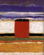 Kasimir Malevich Red House oil painting picture wholesale