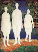Kasimir Malevich Woman Bather oil painting picture wholesale